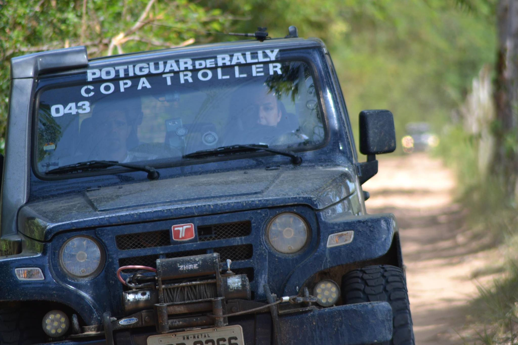 Campeonato Potiguar de Rally